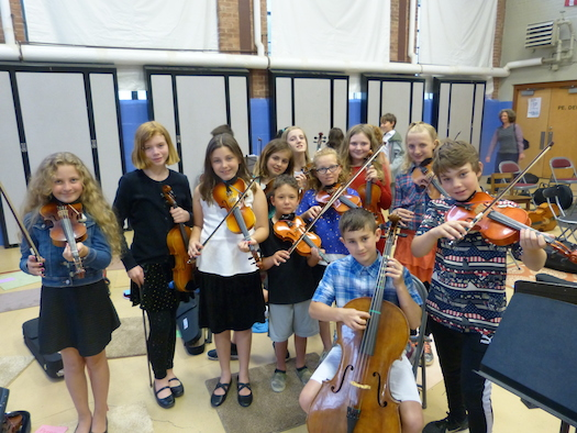 string players group