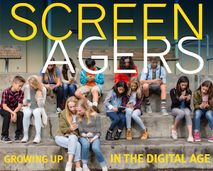 "Village School Hosts ""Screenagers"""