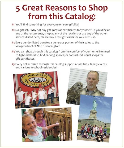 VSNB Holiday Catalog 2018