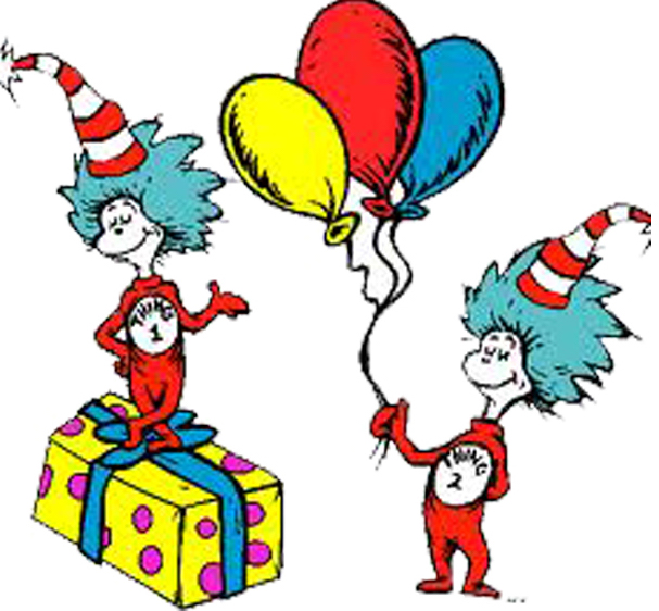 Dr. Seuss Pajama Party – Fri., March 1, 6:30 p.m.