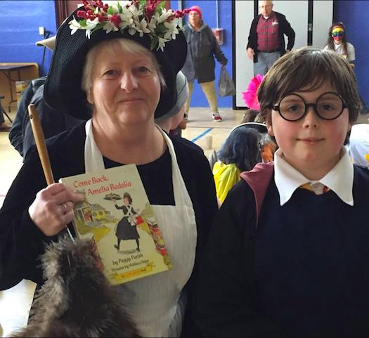 Celebrating Reading at Fantastic Friday