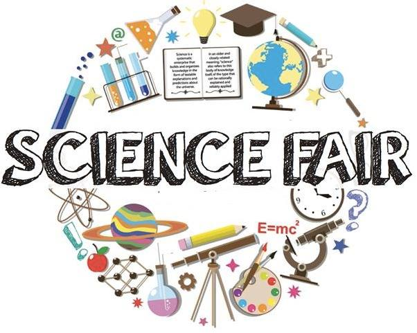 Science Fair – Wed., April 3 at 6:30 p.m.