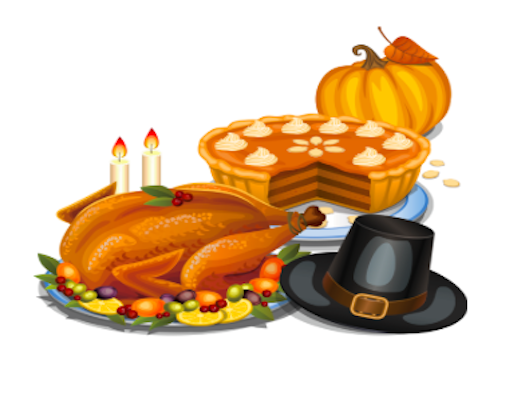 Thanksgiving Lunch – Friday, November 15