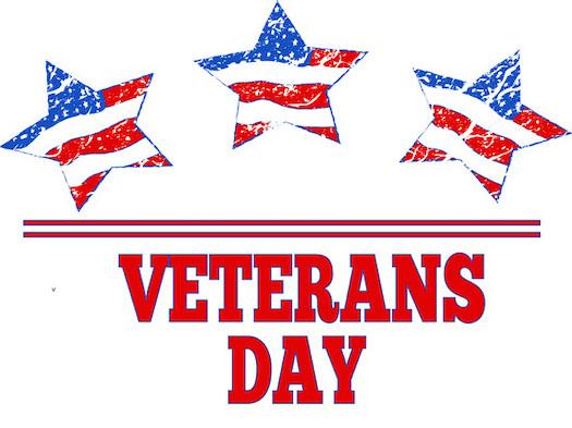 Celebrating Veterans Day 2019