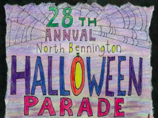 North Bennington Halloween Parade